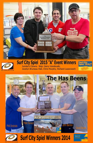 Past winners of the Surf City Spiel at surfcityspiel.com